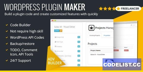 iWP-DevToolz v2 ~ WordPress Plugin Maker