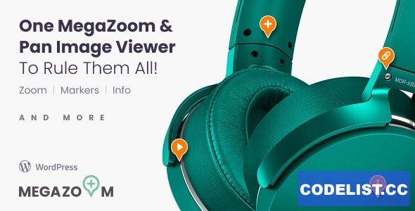 Mega Zoom & Pan Image Viewer WordPress Plugin v3.0