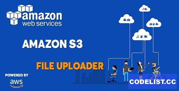 AWS Amazon S3 - File Uploader v1.0.1
