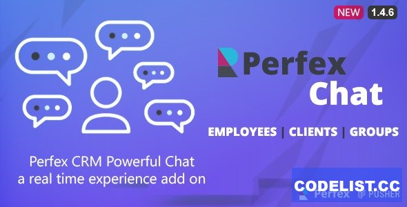Perfex CRM Chat v1.4.6
