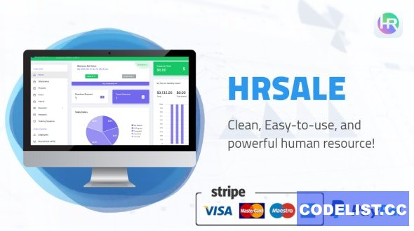 HRSALE v3.0.0 - The Ultimate HRM