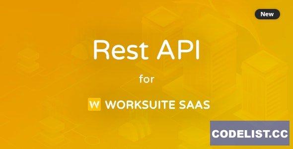 REST API Module for Worksuite SAAS CRM v2.0.3