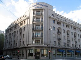 Athenee Palace Hotel Bucharest