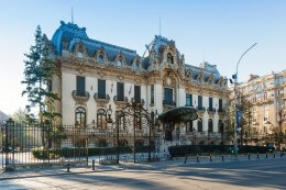 Catacuzino Palace - Bucharest