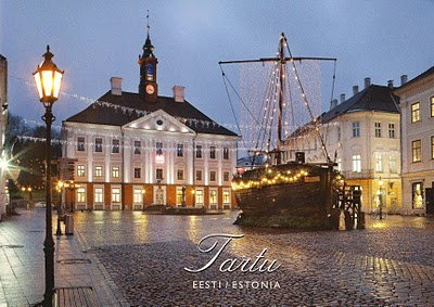 Tartu Cultural Capital of Estonia