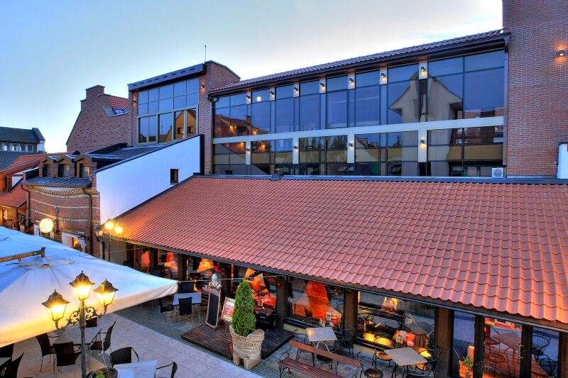 We Recommend Hotel Friedricho Pazasas Klaipeda