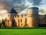 Cesis Castle Latvia