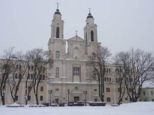 Jesuit Church of St Francis Xavier Kaunas