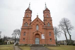 dusetos church