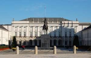 Namiestnikowski Palace Warsaw
