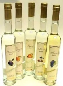 Palinka from Hungary Hungarian alcohol