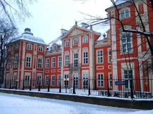 Czapski Palace Warsaw