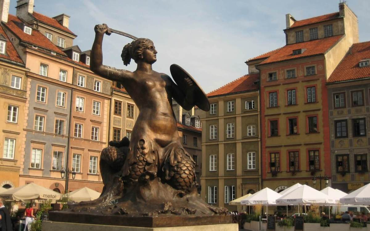 Royal Route Warsaw 12 Must See Places