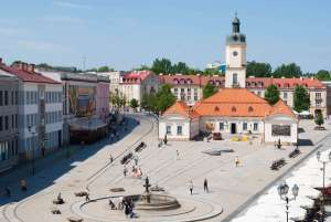 Kosciuszko Market - Bialystok