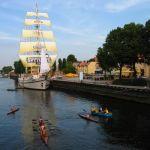 Sea and Lagoon Area Lithuania Travel Guide