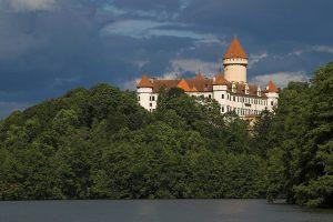 Konopiště Castle Czech Republic