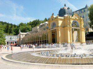 Marienbad Czech Republic