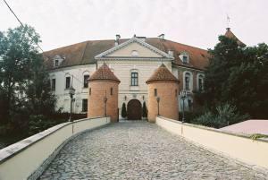 Pultusk Castle Poland