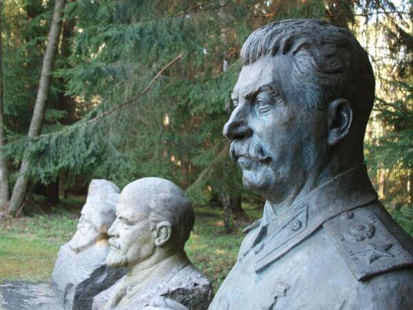 Gruto Parkas Stalin Druskininkai Lithuania
