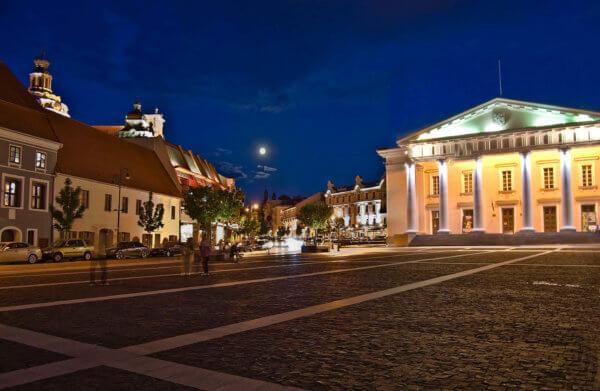 Vilnius Old Town - Didzioji Street