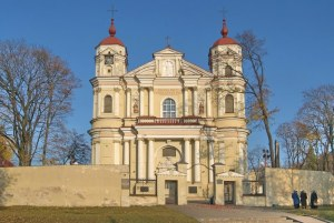 Church of St Peter and St Paul - Antakalnis - Vilnius