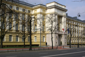 Cabinet Office Warsaw