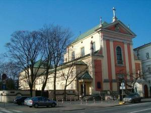 Capuchin Church of the Transfiguration Warsaw