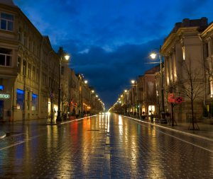 Gedimino Prospektas Vilnius