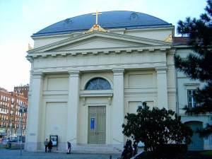 Lutheran Church Budapest