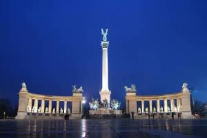 Millennium Monument Budapest