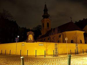 Serbian Church Budapest