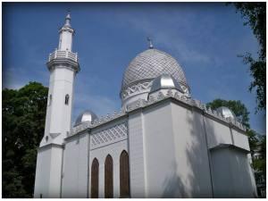 Vytautas The Great Mosque Kaunas