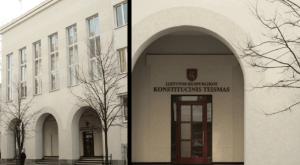 Constitutional Court Vilnius