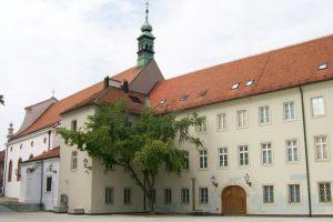 Jesuit Monastery Zagreb