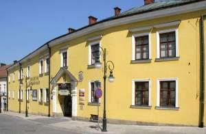 Bishop's Palace Krosno