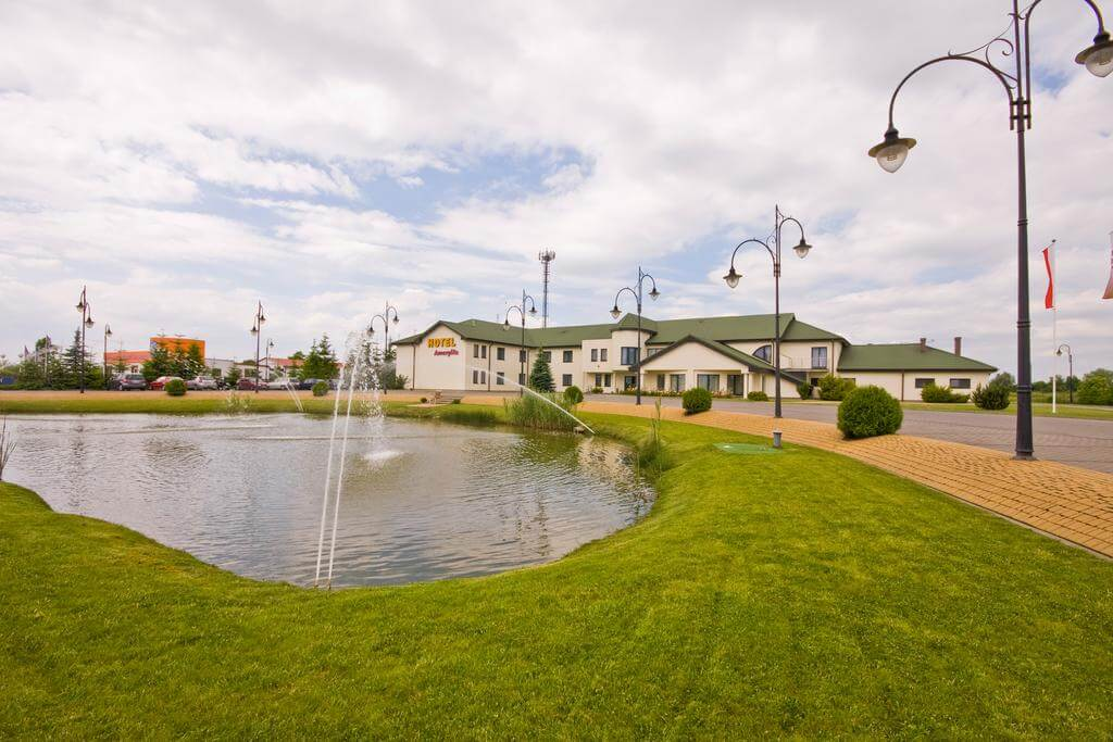 We Recommend Hotel Amaryllis In Gniezno