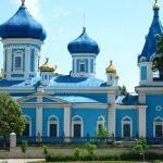 St. Theodor Tiron Convent Chisinau