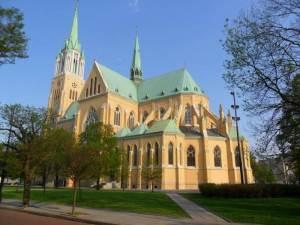Archcathedral Basilica of St. Stanislaus Kostka Lodz