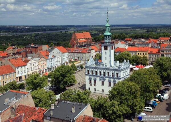 Chelmno Poland Valentine City