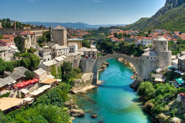 Mostar Bosnia-Herzegovina Guide