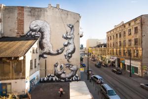 Nowomiejska Street Lodz