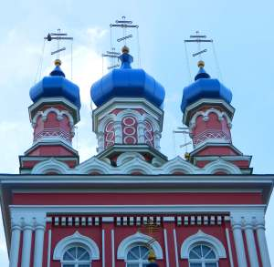 Holy Trinity Orthodox Church Riga