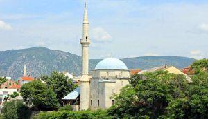 Koski Mehmet-Pasha Mosque Mostar