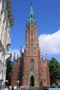St Gertrude Church Riga