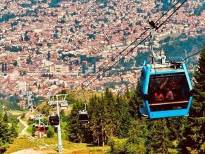 Cable Car Sarajevo
