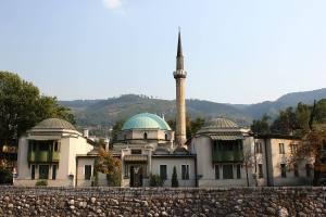 Emperor's Mosque Sarajevo