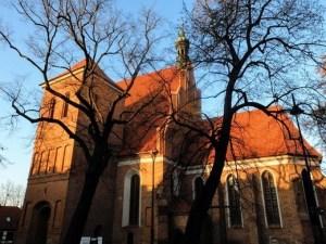 Fara Church Bydgoszcz