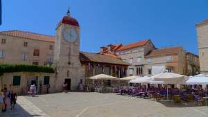 Trogir Old Town Center