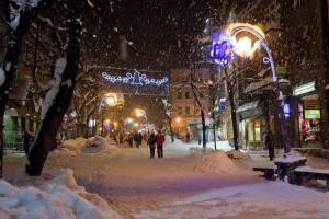 Zakopane Winter Capitol Poland