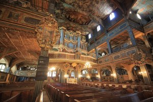 Church of Peace Swidnica Interior